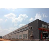 Quality Stabilized Fabricated Single Storey Steel Buildings Welded H Section Structure for sale