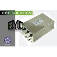 Quality Three Phase Three Line Noise EMI Filter For HVAC Equipment , 80A PE3300-80-06 for sale