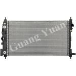 Quality High Heat Transfer 1 Row Aluminum Radiator For Chevrolet Impala DPI 13366 for sale