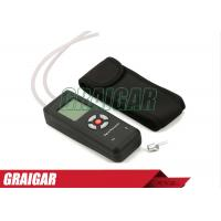Quality Dual Input Digital Differential Manometer Pressure Guage 2psi Large LCD for sale