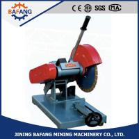 China Tools/Electric Power Tools/Electric Swas    CQ400 high quality and removable steel cutting machine on sale