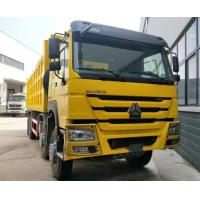 China Euro 4 380HP Heavy Duty Dump Truck ZZ3317N3867D1 With 12.00R20 Type on sale