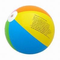 Quality 12-inch Inflatable Beach Ball for sale