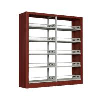 Quality 300-500KG Per Level Metal Wide Span Shelving For Book Store / Library for sale