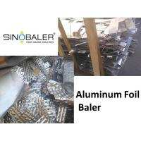 China Aluminum Foil Baler on sale