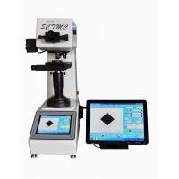 Quality Fully Automatic Vickers Hardness Tester Large Touch Screen CCD System for sale