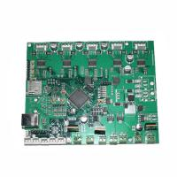 Quality Green Through Hole Circuit Board SMT PCB Assembly Blind Buried PCB for sale