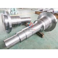 Casting Steel Chrome Plated Rollers / Hard Pressure High Speed Rolling Mill Rolls for sale