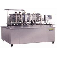China Mineral Water Bottling Machine , Yogurt Pure Water Packaging Machine on sale
