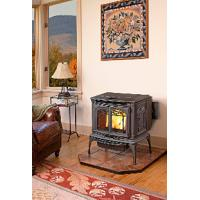 China GLK-PS wood pellet stove on sale