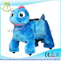 Quality Hansel Beautiful kids electric motorcycle,plush stuffed motorcycle in guangzhou for sale