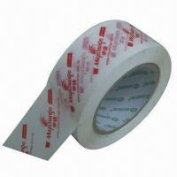 Quality Adhesive Tape for Packing and Carton Sealing, Made of BOPP for sale
