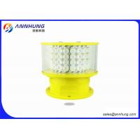 Quality Tower Obstruction Lighting / Aircraft Warning Light With High Borosilicate Glass for sale