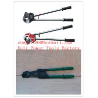 Quality standard cable cutter,Ratcheting hand Cable cutter for sale