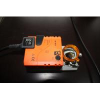 China IP54 Grade Electric Air Damper Actuator 24V 110/220V For Air Volume System on sale