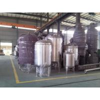 Quality Stainless Steel Water Treatment Pressure Vessel Tank Customized for sale