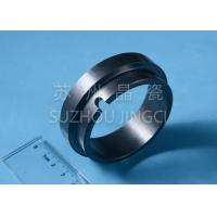Quality Industrial Silicon Carbide Ceramic Ring Low Density High Hardness for sale
