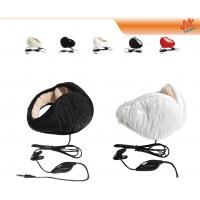 Buy Waterproof Cloth Stereo Earmuff Headphones to Listen Telephone, Adjustable and Foldable at wholesale prices