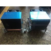 Quality Anti Anodized Copper Pipe Heat Sink For Computer for sale