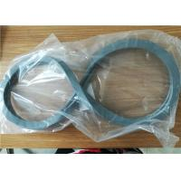 China Large Round Custom Rubber Gaskets , EPDM Rubber Seal Gasket High Sealing Performance on sale