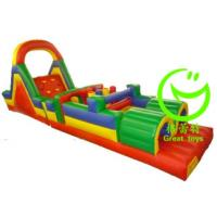Quality Hot selling  inflatable obstacle course  with 24months warranty GT-OBS-0507 for sale