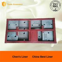 Buy cheap Outer Bucket High Cr Skeleton Metal White Iron Castings Hardness More Than HRC60 from wholesalers