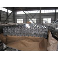 Quality Zinc Hot Dipped Galvanized Corrugated Roofing Sheet AS 1397 G550 (HRB≥85) , ASTM A653 for sale