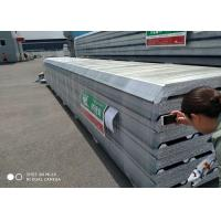 China Durable Foam Roof Insulation Panels JIS G3312 / ASTM A653M 600mm - 1250mm Width on sale