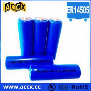 Quality ER14505 3.6v 2400mAh for the wireless temperature sensor for sale
