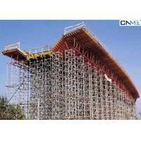 Quality Professional Cantilever Bridge Deck Formwork For Different Corss Sections for sale