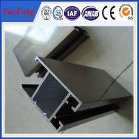 Quality OEM double walled aluminum extrusion, aluminium profiles for curtain wall glass aluminium for sale