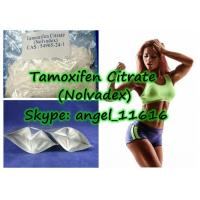 Quality Healthy Body Anticancer Drug Tamoxifen Citrate Nolvadex CAS no. 54965-24-1 for sale