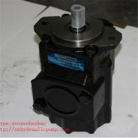 Buy cheap ITTY Denison T6EC hydraulic pump double vane pump with good quality from wholesalers