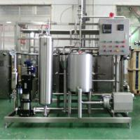 Quality Plate Type Sterilizer Pasteurizer for Juice Milk Beer for sale