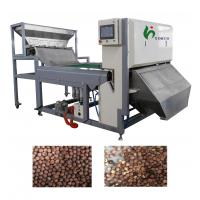 Quality 5000*3 Pixel LED CCD Grain Color Sorter With Italy Imported MATRIX Ejector for sale