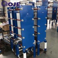 Sanitary Titanium Fully Welded Plate Heat Exchanger For Petrochemicals Industry