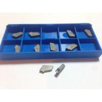 Buy cheap Non Standard Carbide Machining Inserts / Mgmn300 Insert Wear Resistance from wholesalers