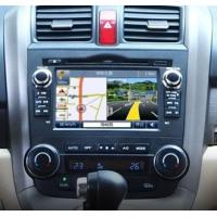 Quality 7 Inch Car Multimedia Sat Nav GPS Navigation Radio DVD for Honda Civic 2006 - 2011 VHC7035 for sale