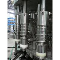 Quality Water liquid filling machinery for pet bottles 3-in-1 Automatic Beverage Filling Machine for sale
