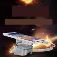 COMER New acrylic display alarm security charging stands for tablet android mobile iphone for sale