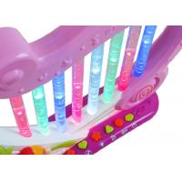 Quality Educational Pink  Kids Music Toys with Earphone support Song and story for sale