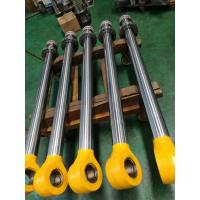 Quality weld hydraulic cylinders oil cylinder customize cylinder China made hydraulic cylinders tie rod cylinders for sale