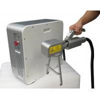 Quality 30w Metal Surface Industrial Laser Cleaning Machine 1.3mJ Pulse Energy for sale