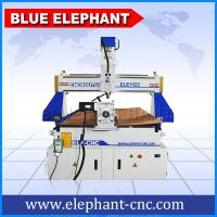 China BLUE ELEPHANT CNC Machine Price List Multi-purpose CNC Wood Engraving Machinery 1122 with Rotary Device on the Table Sur on sale