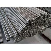 Buy TP904L Tig Welding Ss Pipe / Welded Stainless Steel Pipes ASME SA789 Standard at wholesale prices
