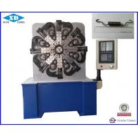 Quality Blue Painting CNC Torsion Spring Forming Machine High Efficiency 5.5 KW for sale
