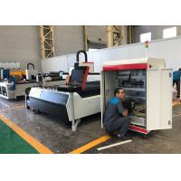 Quality Computerized Metal Pipe Laser Cutting Machine 1000w for sale