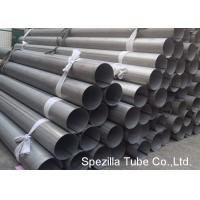 Buy SA789 S31803 Duplex Stainless Steel Welded Tube For Heat Exchanger at wholesale prices