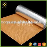 Quality Floor Thermal Insulation/Aluminum Green Color Foam Insulation Fireproofing Materials for sale