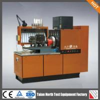 Quality 12PSB-BFD computer control large torque bosch diesel fuel injection pump test bench for sale